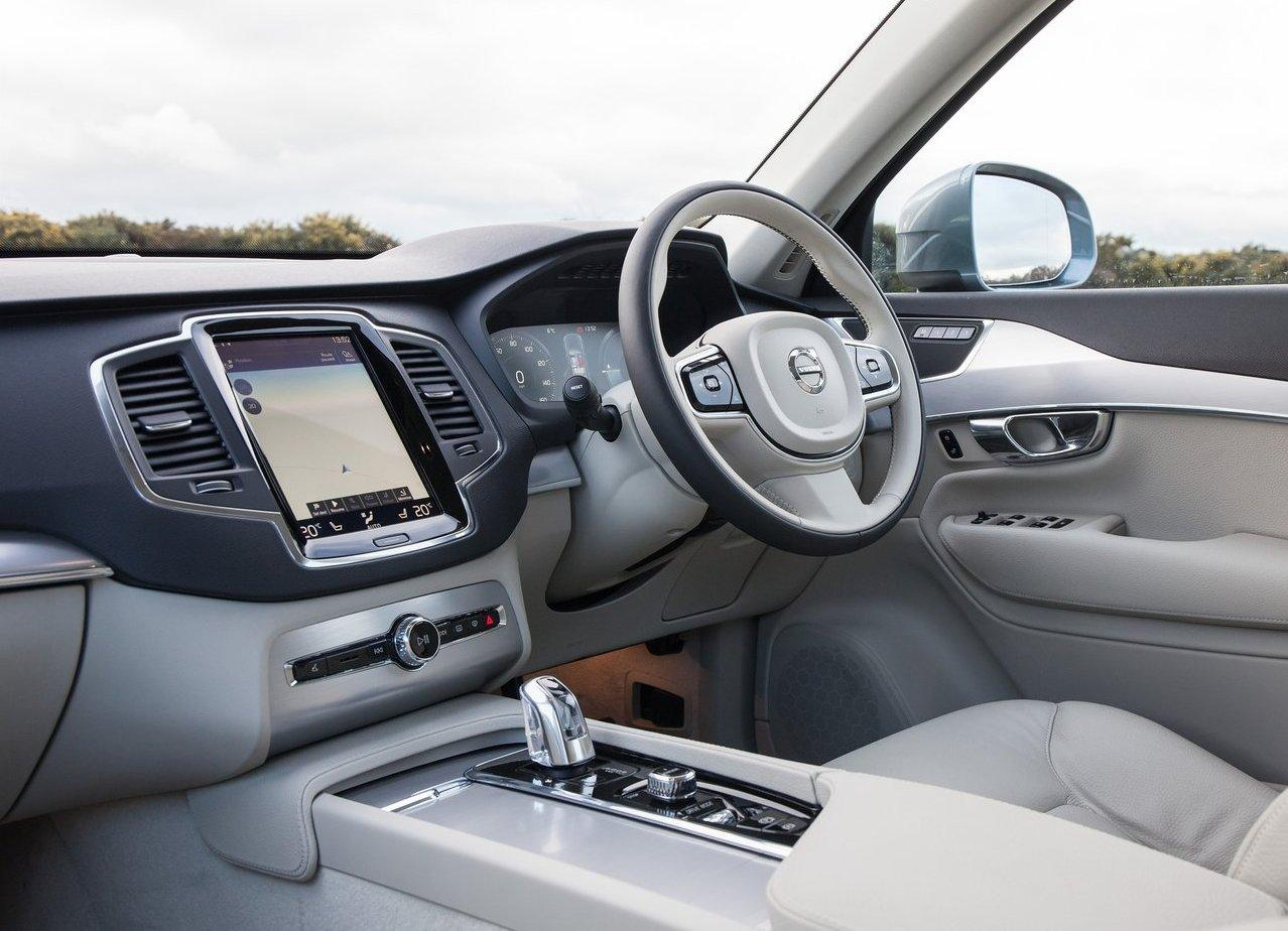 2020 Volvo XC60 Interior Features