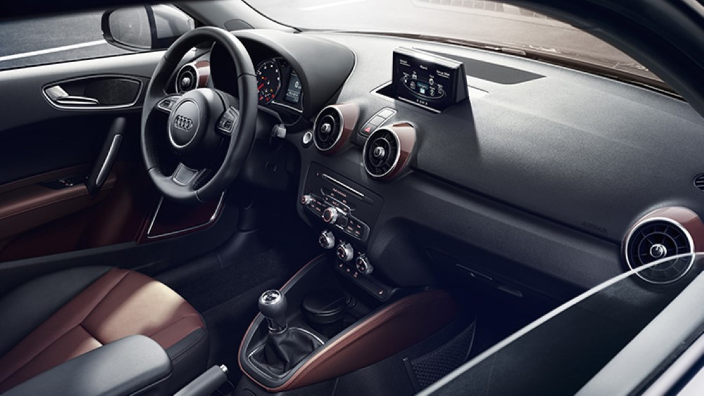 2020 Audi A1 Interior; Spacious & Features