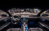 2020 Ford Mustang Fastback Interior Features