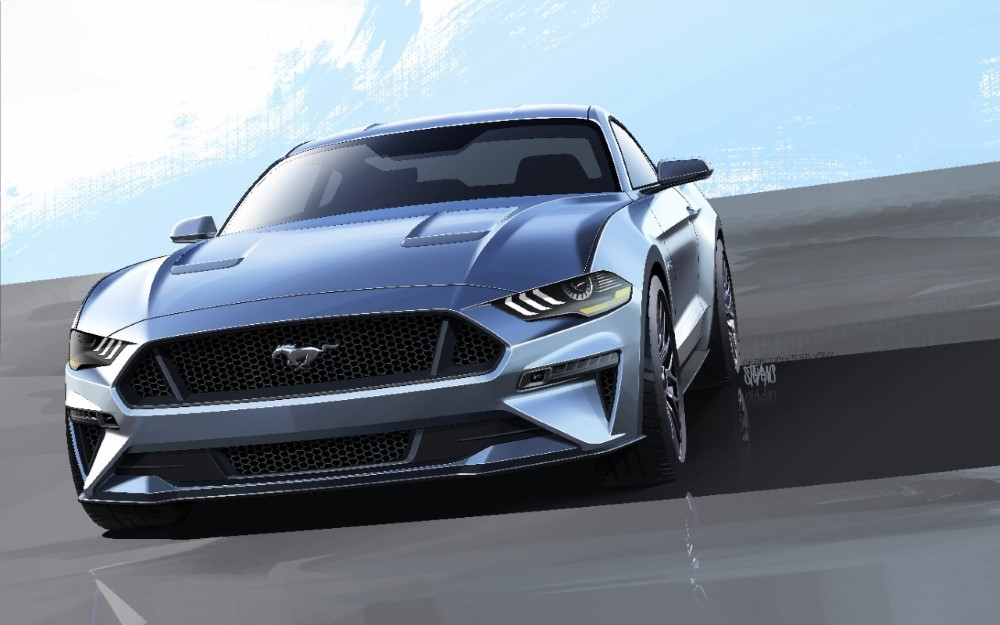 2020 Ford Mustang Fastback New Concept Design