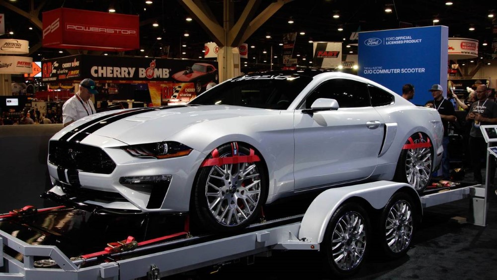 2020 Ford Mustang Fastback Release Date and Price