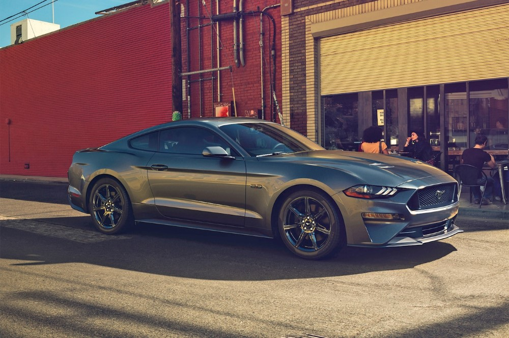 2020 Ford Mustang Fastback V8 Ecoboost Performance