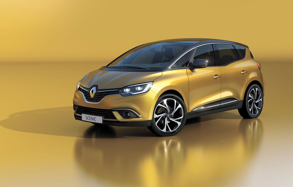 2020 Renault Scenic TCe Turbo Engine Review