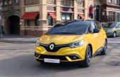 2020 Renault Scenic With EDC Gearbox Performance