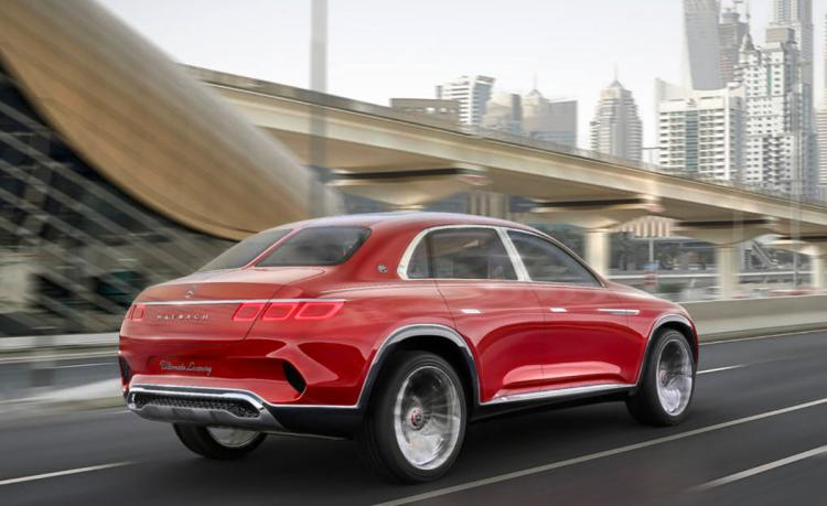 2020 Mercedes-Maybach SUV Price & Availability