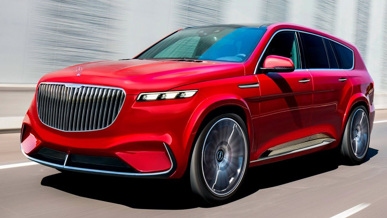 2020 Mercedes-Maybach SUV Ready On The Market