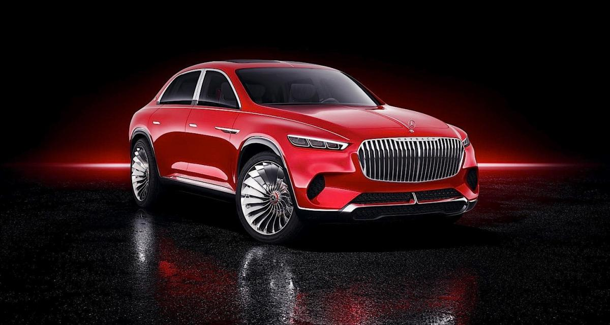 2020 Mercedes Maybach Suv Ultimate Luxury Performance