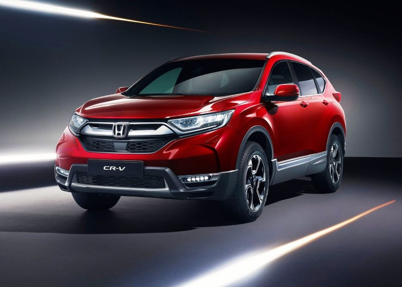 2020 Honda CR-V Relase Date and Price