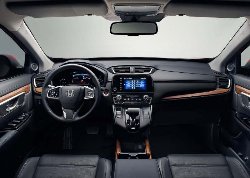 2020 Honda CRV Interior Changes