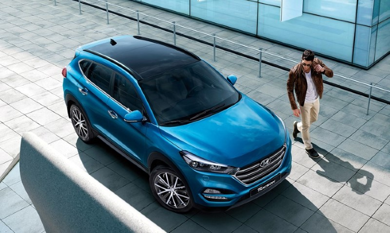 2020 Hyundai Tucson AWD Specs, Gas Mileage and Performance