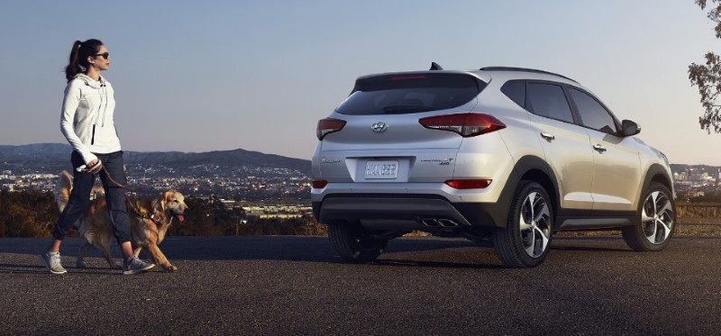 2020 Hyundai Tucson Active X Review and Specs Data