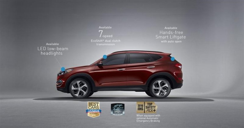 2020 Hyundai Tucson Redesign and Changes