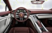 2020 Porsche Macan Changes Interior
