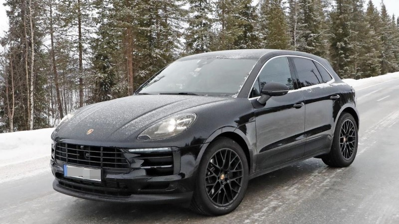 2020 Porsche Macan Redesign and Updates