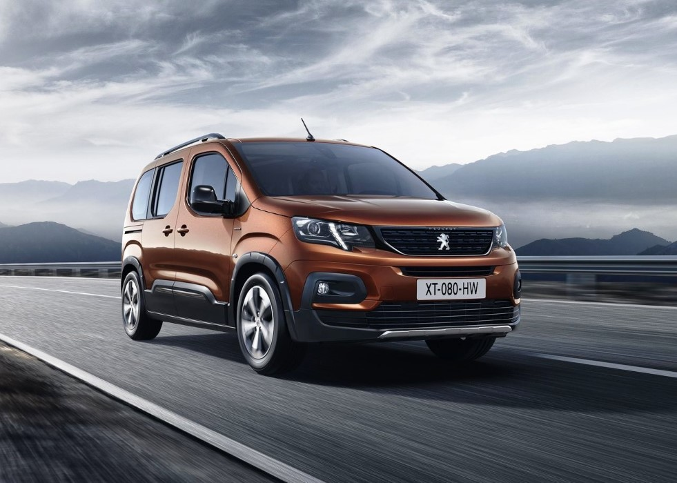 2019 Peugeot Rifter MPV Review