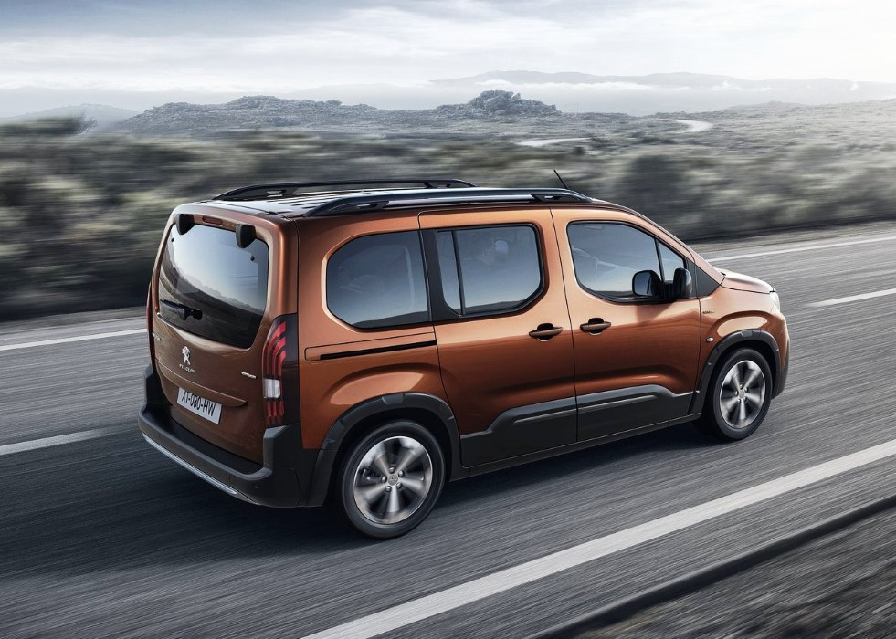 2019 Peugeot Rifter Price and Release Date