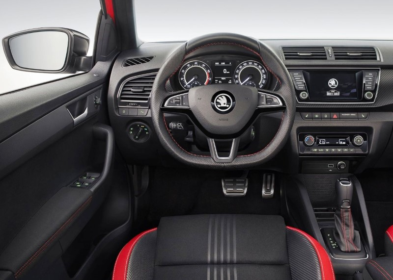 2019 Skoda Fabia Interior Features