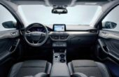 2020 Ford Focus Station Wagon Interior Features