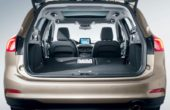 2020 Ford Focus Station Wagon Trunk Capacity