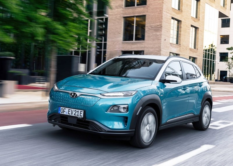 2020 Hyundai Kona Electric Review - Electric Compact SUV