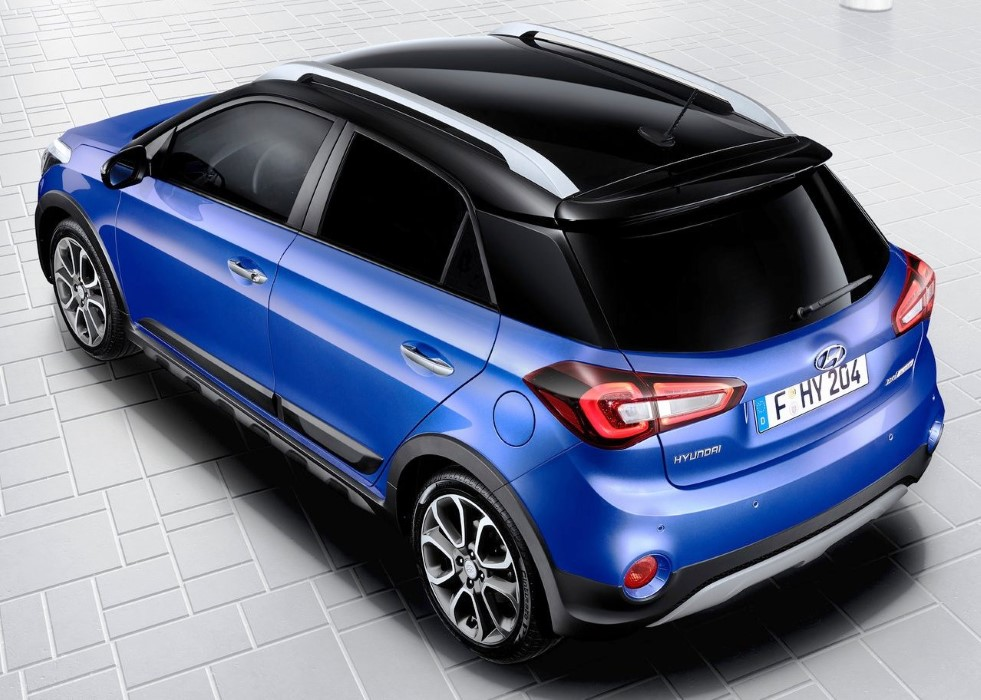 2020 Hyundai i20 Active Dimension & Ground Clearance