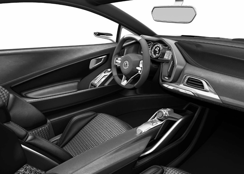 2020 Lotus Esprit Interior Features