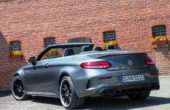 2020 Mercedes-Benz C63 S AMG Cabriolet Price & Availability