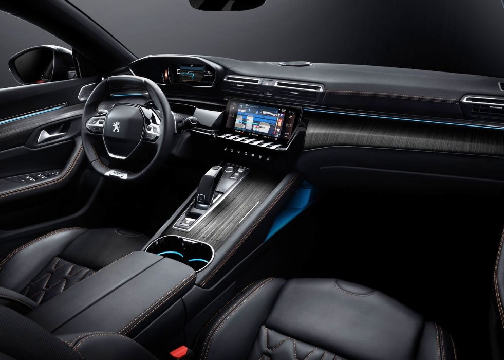 2020 Peugeot 508 Redesign Interior Pictures