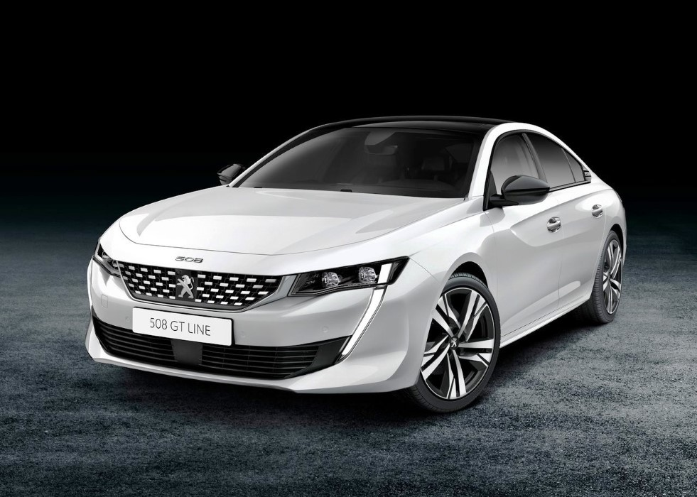 2020 Peugeot 508 White Color For Sale
