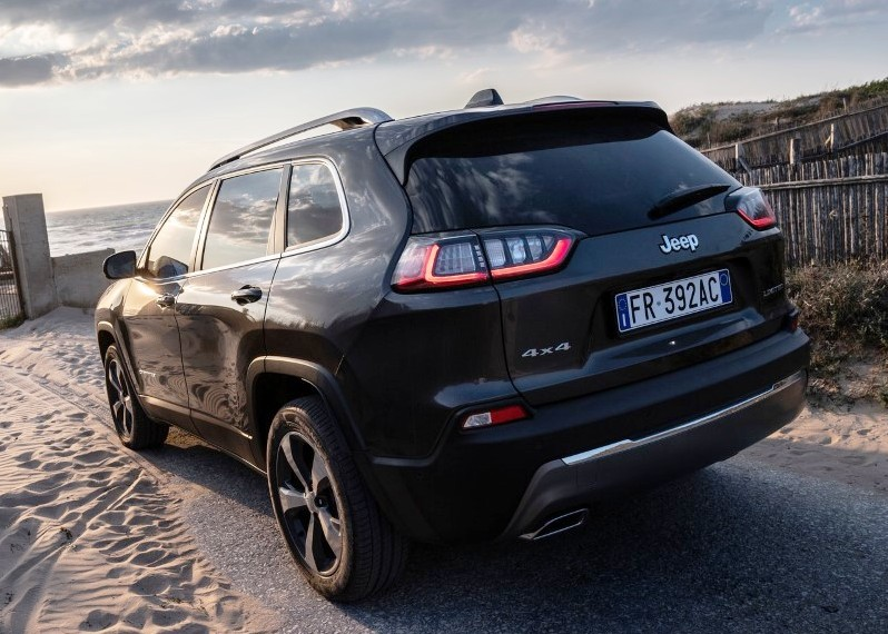 2019 Jeep Cherokee Multijet 2.2 Diesel Engine MPG