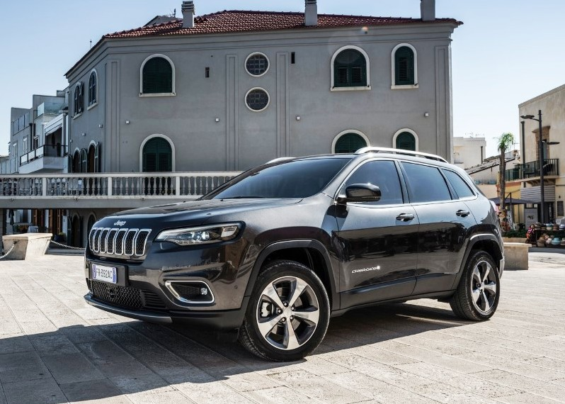 2019 Jeep Cherokee Multijet 2.2 Dimensions