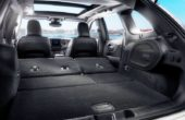 2019 Jeep Cherokee Multijet 2.2 Trunk Capacity