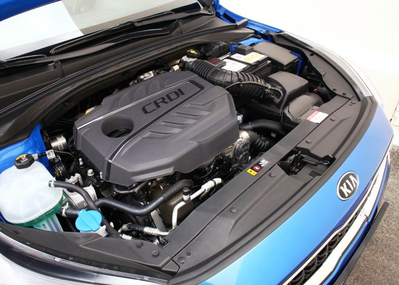 2019 Kia Ceed CRDi Engine Review