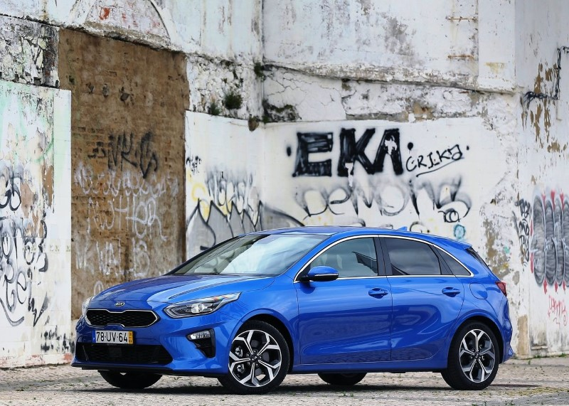 2019 Kia Ceed Redesign and Changes