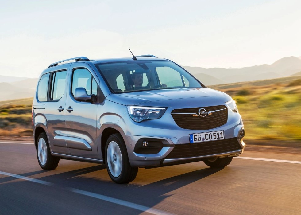 2019 Opel Combo Life Dimensions
