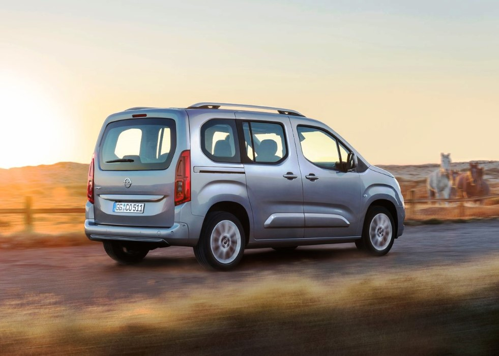 2019 Opel Combo Life Price and Availability