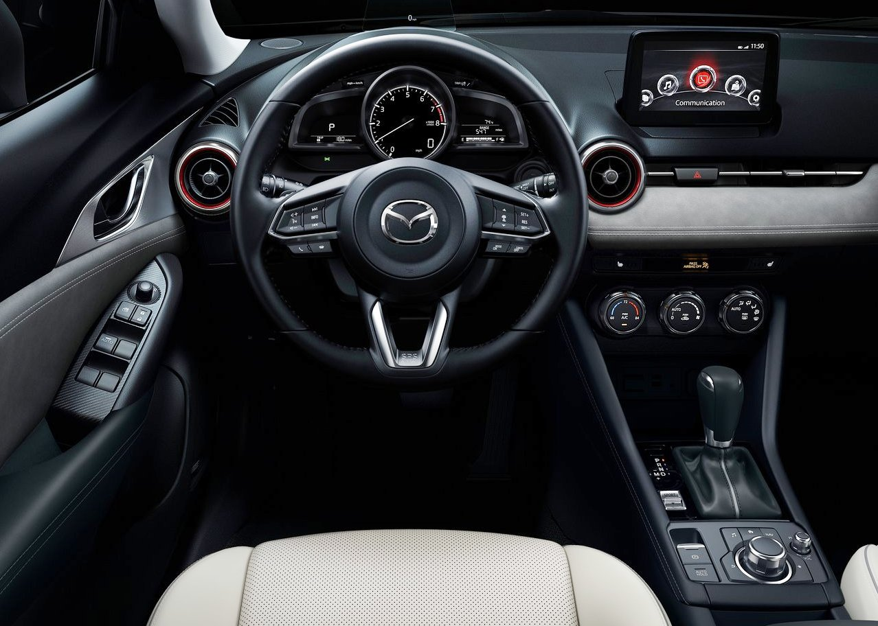 2020 Mazda CX-3 Interior Changes