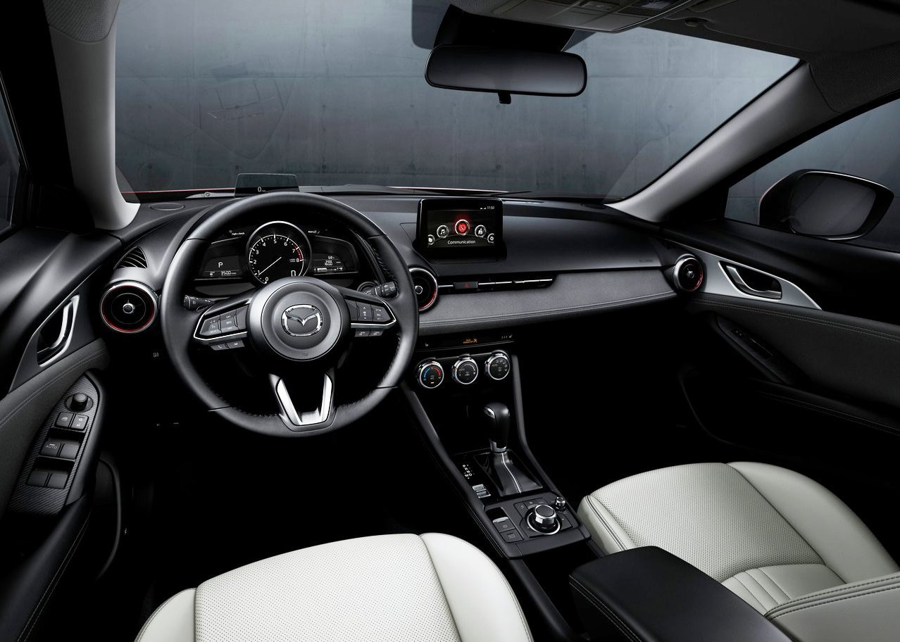 2020 Mazda CX-3 Interior Dimensions