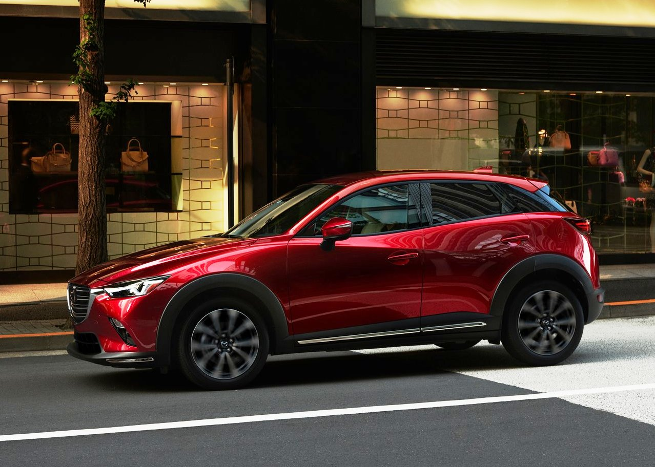 2020 Mazda CX-3 Redesign and Changes