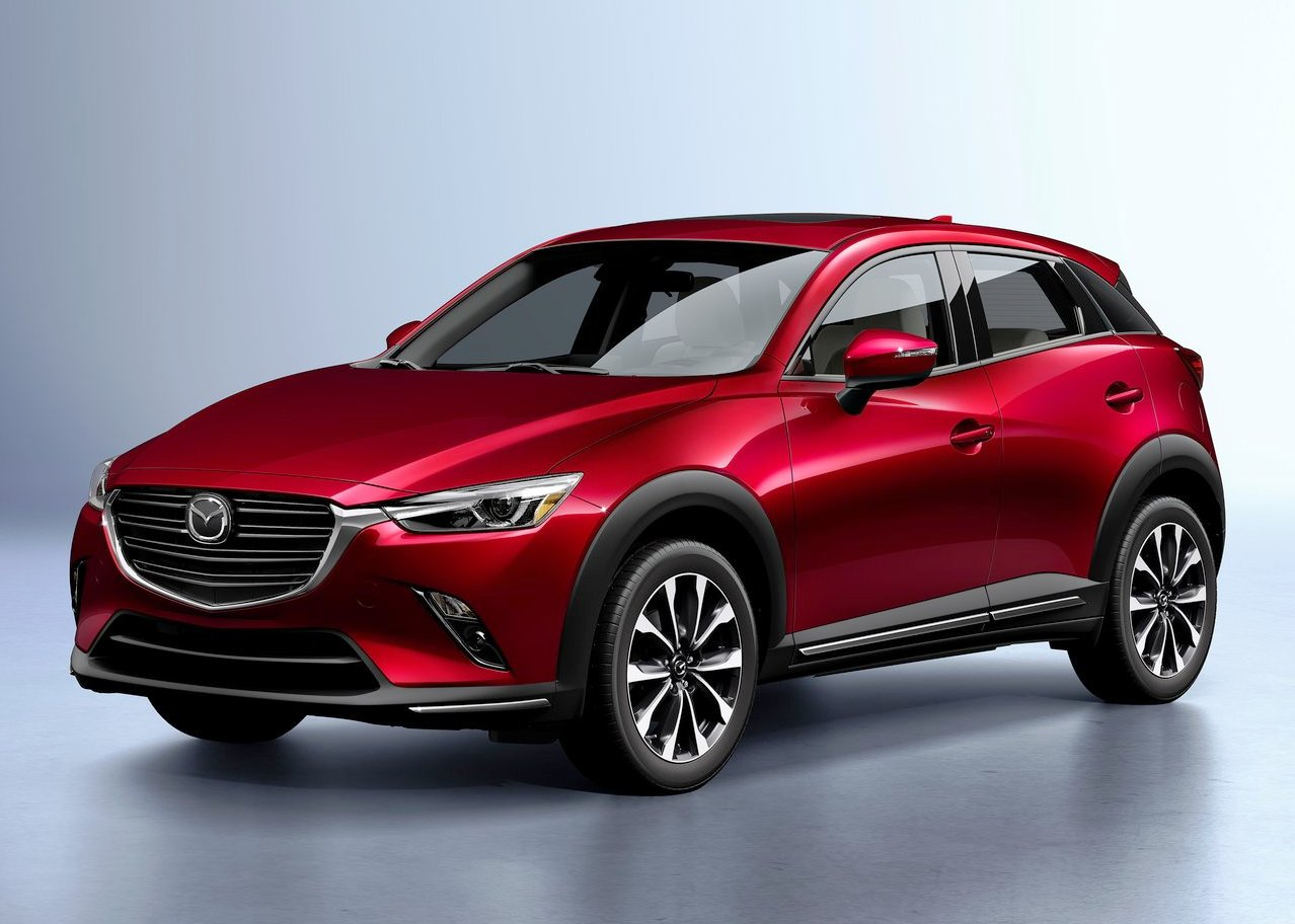 2020 Mazda CX-3 USA Engine Specs & Trims