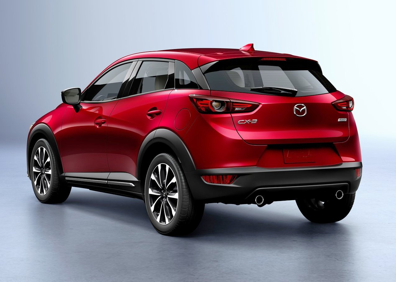 2020 Mazda CX-3 USA Model Availability