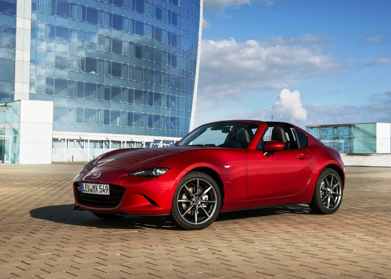 2020 Mazda MX-5 RF Dimensions Changes2020 Mazda MX-5 RF Dimensions Changes