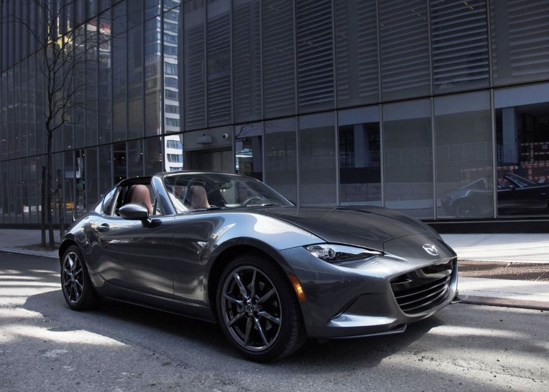 2020 Mazda MX-5 RF Specifications