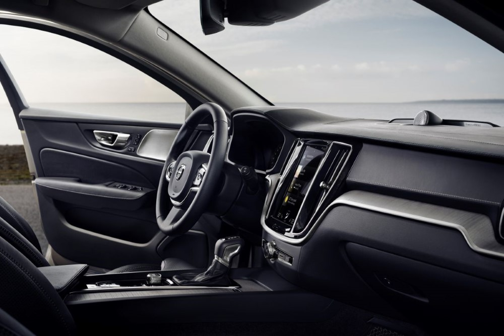 2020 Volvo V60 Interior Features