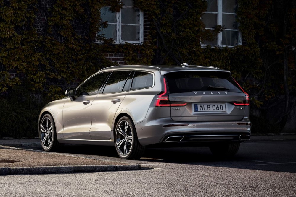 2020 Volvo V60 Price and Equiment