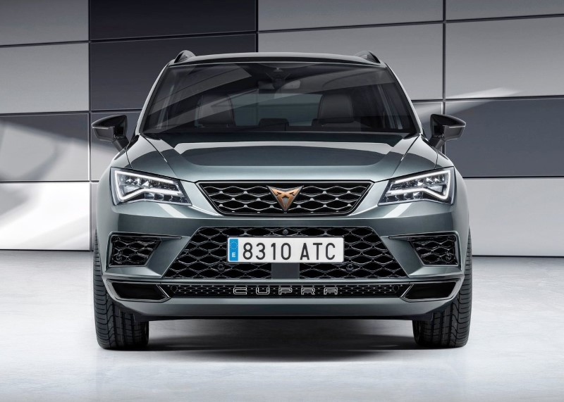 2019 Cupra Ateca 2.0 Tubro 300Hp Automatic Transmission Review