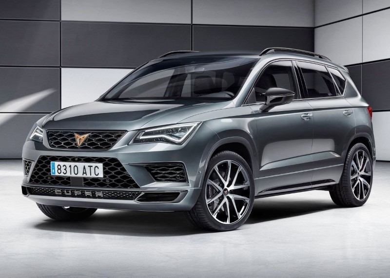 2019 Cupra Ateca Price in United States