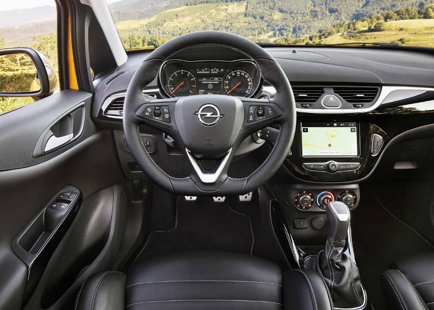 2019 Vauxhall Corsa GSi Hatchback New Features