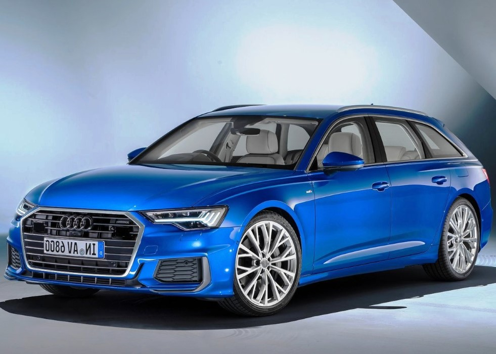 2020 Audi A6 Avant Colors Options
