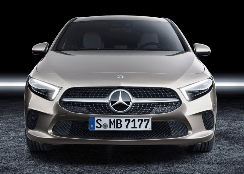 2020 Mercedes A-Class Sedan Redesign & Changes